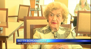 Betty Schoenbaum on ABC7